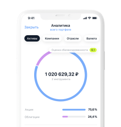 Премиум Сервис - Тинькофф Инвестиции