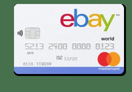 Кредитная карта eBay