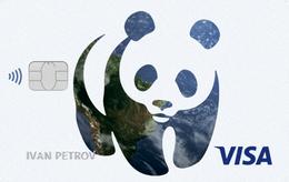 Кредитная карта WWF